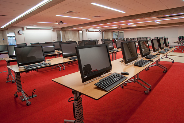 Library Building Renovation And Expansion Program Claire T Carney Library Umass Dartmouth