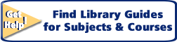 Find Library Guides for Subjects and Courses image and link