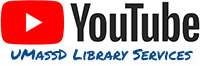 UMass Dartmouth Library Services' YouTube Channel
