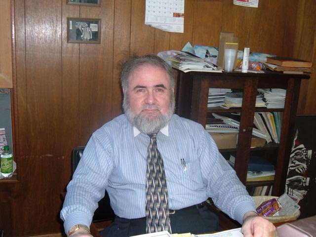 Rabbi Barry Hartman