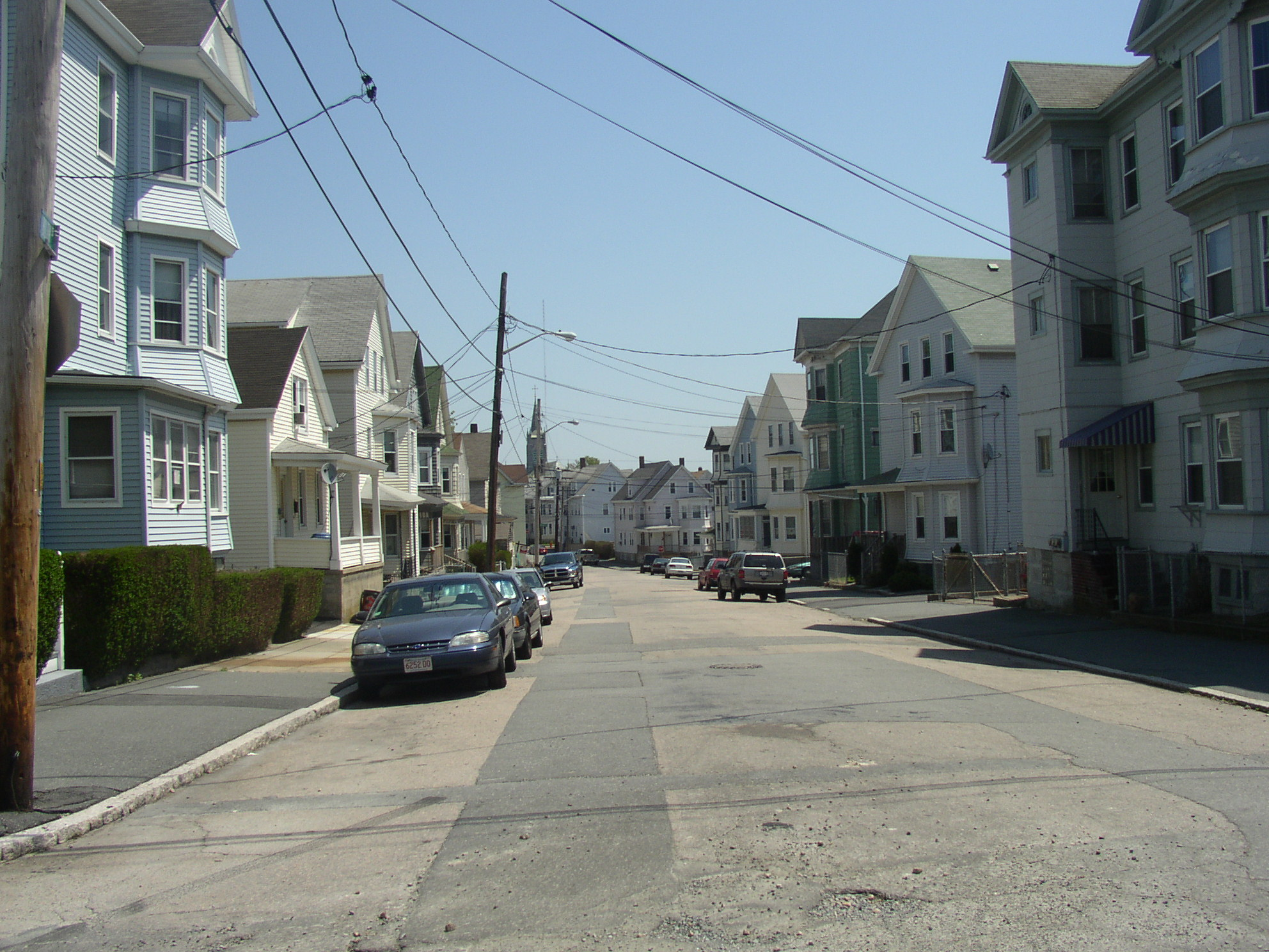 A South End residential community today