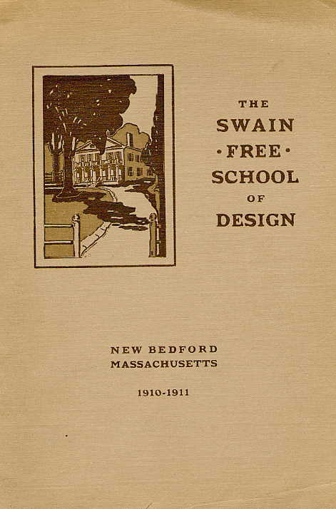 Swain catalogue cover 1910-1911