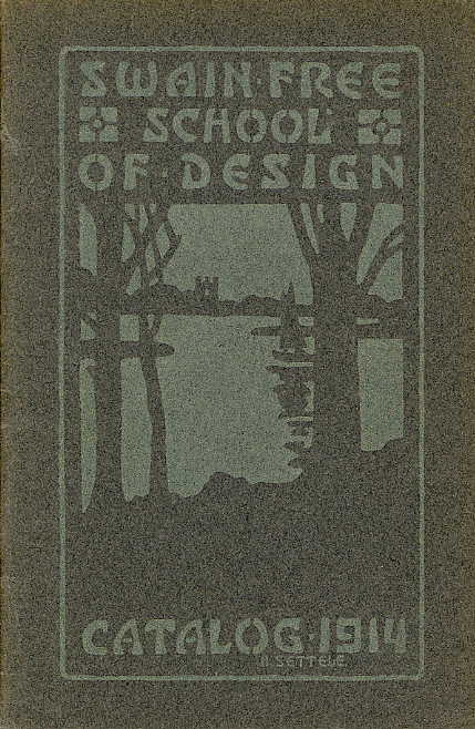 Swain catalogue cover 1914