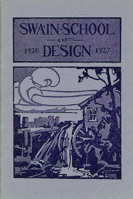 Swain catalogue cover 1926-1927
