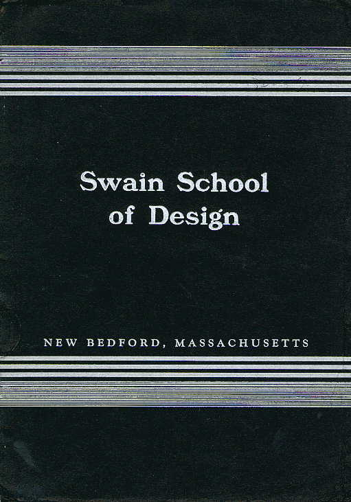 Swain catalogue cover 1932-1933