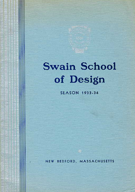 Swain catalogue cover 1933-1934
