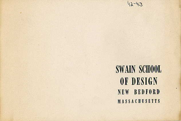 Swain catalogue cover 1942-1943