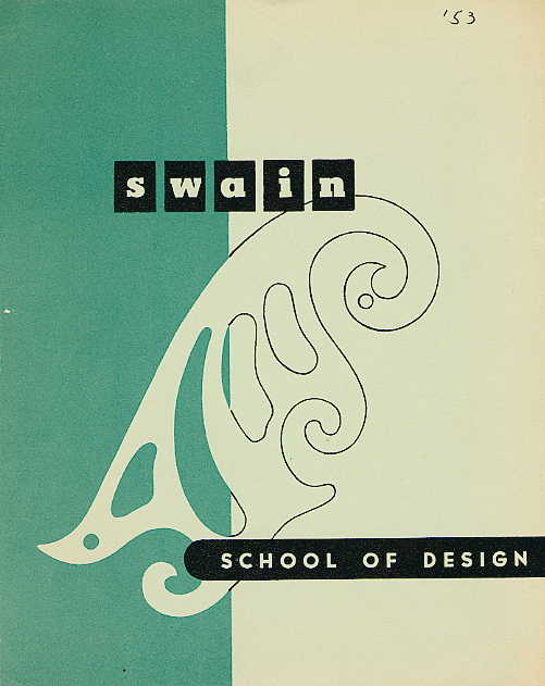 Swain catalogue cover 1953