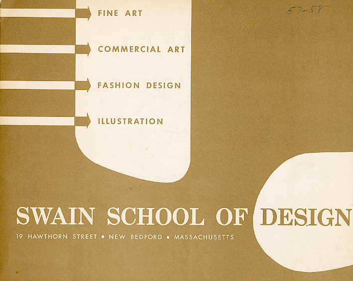 Swain catalogue cover 1957-1958