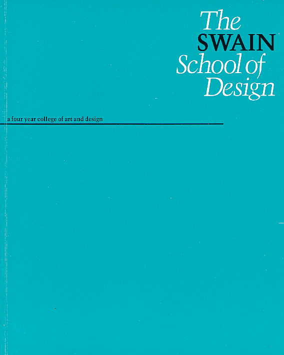 Swain catalogue cover 1979-1981