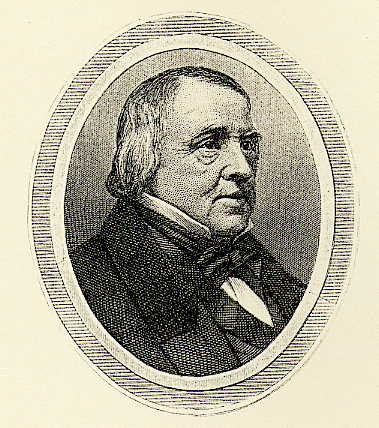 Portrait of William W. Swain